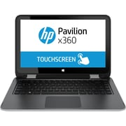 HP Pavilion 13.3-Inch Convertible Touch Screen Laptop (X36013-a010nr)