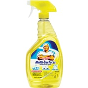 Mr. Clean® Antibacterial Multi-Surface Cleaner, Lemon Scent, 32 oz.