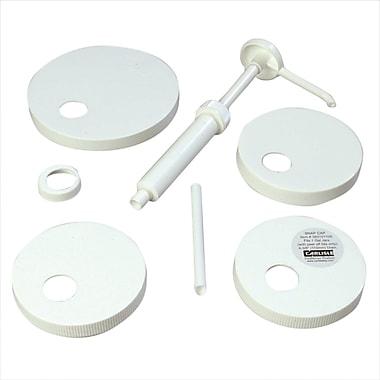 Carlisle 38310 Plastic Pump Kit, White