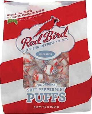 Red Bird Soft Peppermint Puffs, 46 oz. Bag
