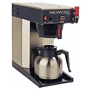 Newco ACE-TC Pourover Automatic Carafe (Plumbed - Installation Required) Coffee Brewer (NEWACETC)