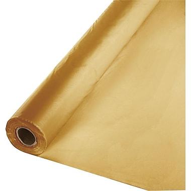 Creative Converting Glittering Gold Banquet Roll
