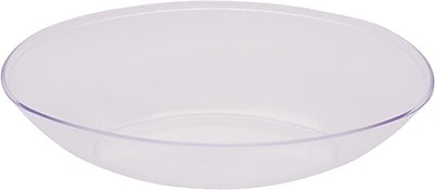 Creative Converting Clear 12 oz. Oval Bowl,