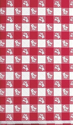 Creative Converting Red Gingham 30