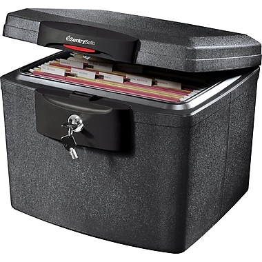 Sentrysafe Waterproof Fire Resistant File Safe
