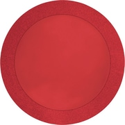 "Creative Converting 14""Dia Glitz Placemat, Red"