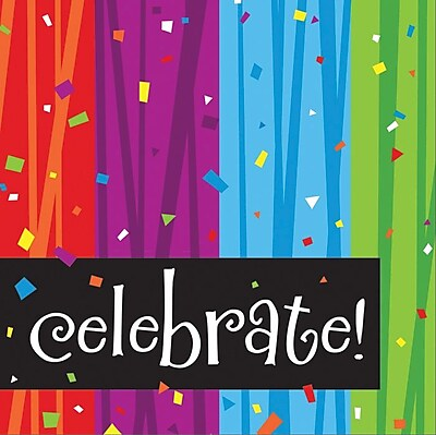 Creative Converting Milestone Celebrations