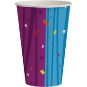 Creative Converting Milestone Celebrations 12 oz. Hot/Cold Drink Cups, 8/Pack