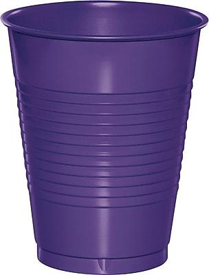 Creative Converting Purple Cups, 20/Pack
