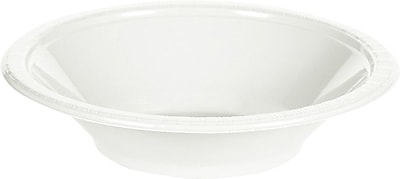 Creative Converting White Bowls, 20/Pack