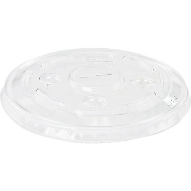Dart® L24C Cold Cup Lid, Clear, 15 1/4