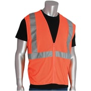 PIP Safety Vest, Orange, XL