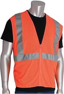 PIP Safety Vest, Orange, 2XL