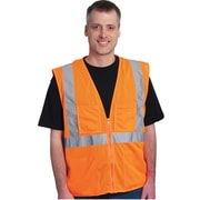 PIP 4-Pocket Safety Vest, Orange, 2X