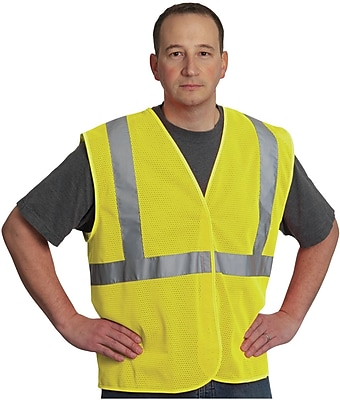 PIP Safety Vest, Yellow, 2X