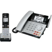 AT&T TL86103 2-Line Corded/Cordless Answering System  with Connect to Cell™