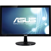 "Asus VS207D-P 19.5"" Black LED-Backlit LCD Monitor"
