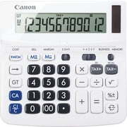 "Canon TX-220TSII 12 Digit Display Calculator, 1.20""H x 5.80""L x 5.70""W"