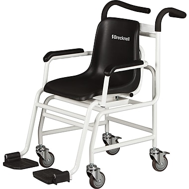 Brecknell Electronic Scale Chair, 550 lb