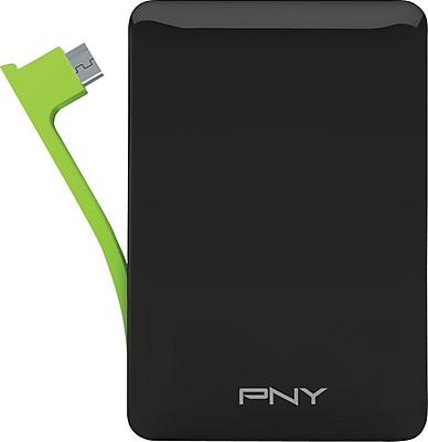 PNY Power Pack M3000 3000mAh Micro-USB, Black