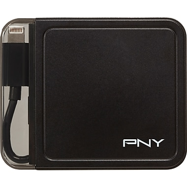 PNY Power Pack L1500 1500mAh Lightning, Black