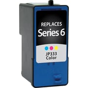 Staples® Remanufactured Inkjet Cartridge, Dell Series 6 (330-5274/Y499D), Tri-Color