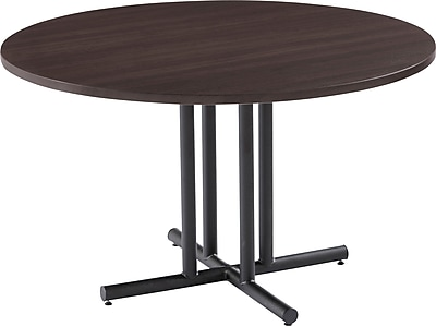 ICEBERG OfficeWorks 36'' Round Conference Table, Espresso (69132)
