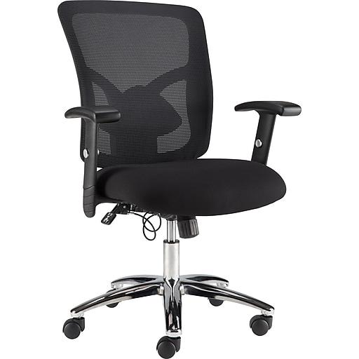 staples hazen mesh task chair staples. Black Bedroom Furniture Sets. Home Design Ideas
