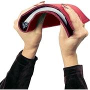 Day-Timer® Soft Flex Vinyl Snap Ring Starter Set, Undated, Red