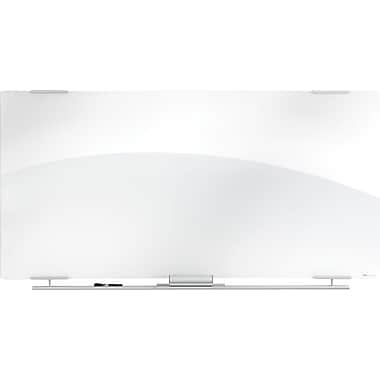 Iceberg Clarity Too, 3'H x 6'W, Glass Dry-Erase Board (ICE31160)