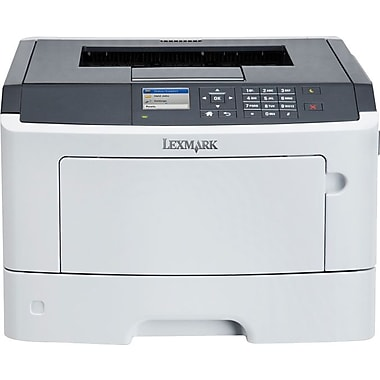 Lexmark MS415DN Monochrome Laser Single Function Printer (35S0260)