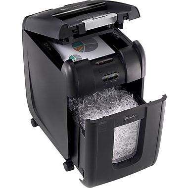 Swingline 230-Sheet Cross Cut Shredder, 230x