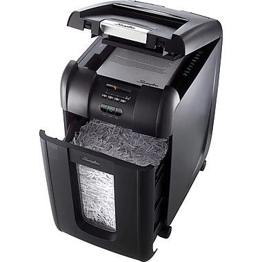 Swingline 300-Sheet Micro Cut Shredder