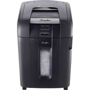 Swingline Stack and Shred 600M Auto Feed 600-sheetMicro Cut Shredder (3381658577A)