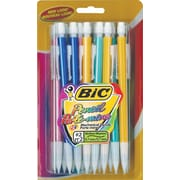 BICXtra-Life Mechanical Pencils, 0.7mm, 24/Pack