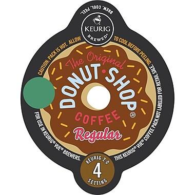 Keurig® Vue® Pack Coffee People® Original Donut Shop, Regular, 16/Pack