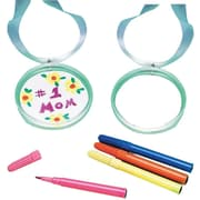 Craft EXpress Color-Me™ Create A Medal Craft Kit, 12/Pack