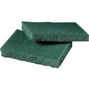 "3M™ Scotch-Brite™ 3 1/2"" x 5"" General Purpose Scrubbing Pad, Green"