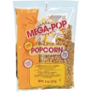S&S® Mega Pop® Popcorn & Oil Kit, 6 oz.Bag, 36/Pack