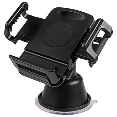 Insten® Suction Mount In Car Phone Holder, Black (COTHXXXUPH24)