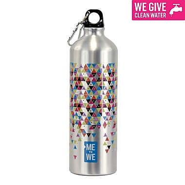Me to We Water Bottle, Assorted Colors (77034)