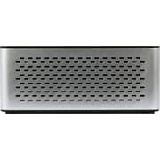 NUU Splash Waterproof Bluetooth Speaker, Silver
