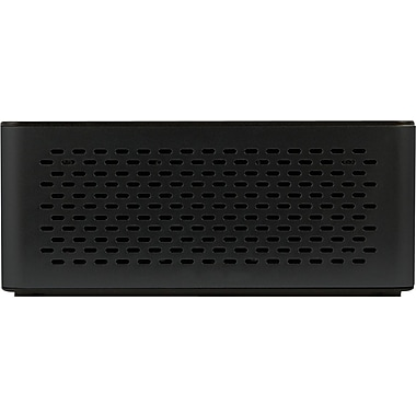 NUU Splash Waterproof Bluetooth Speaker, Black