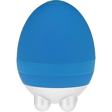PCH Ergonomic Mini Handheld Egg Massagers, Assorted Colors