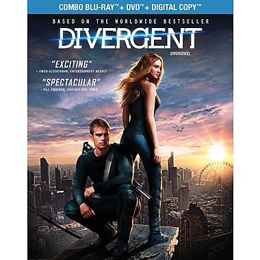 Divergent (Blu-ray/DVD)