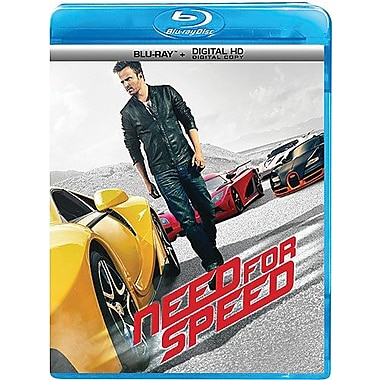 Need for Speed Blu-ray/(DVD)
