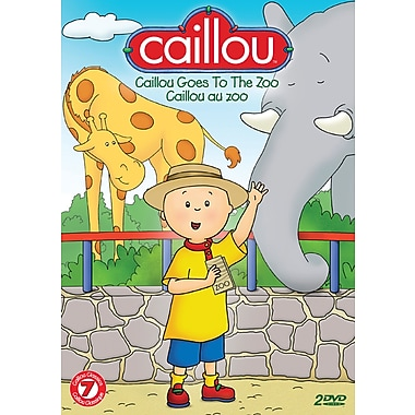 Caillou Classics - Volume 7: Goes to the Zoo