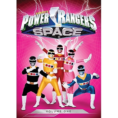 Power Rangers in Space: Volume 1 (DVD)