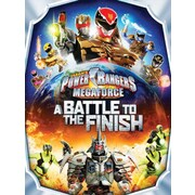 Power Rangers Megaforce Volume 5: A Battle to the Finish (DVD)