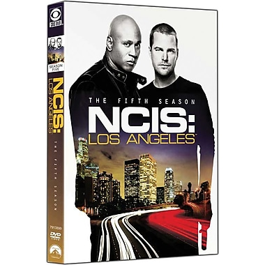 NCIS: Los Angeles: Season 5 (DVD)